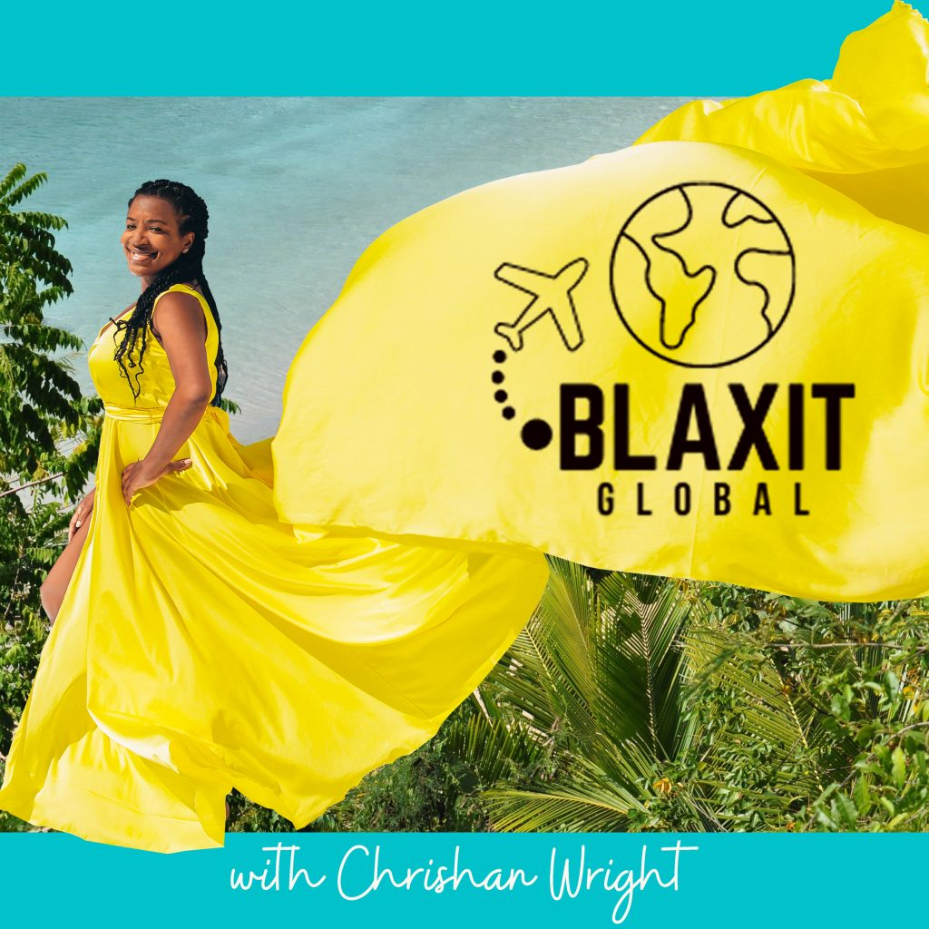 Blaxit Global podcast cover