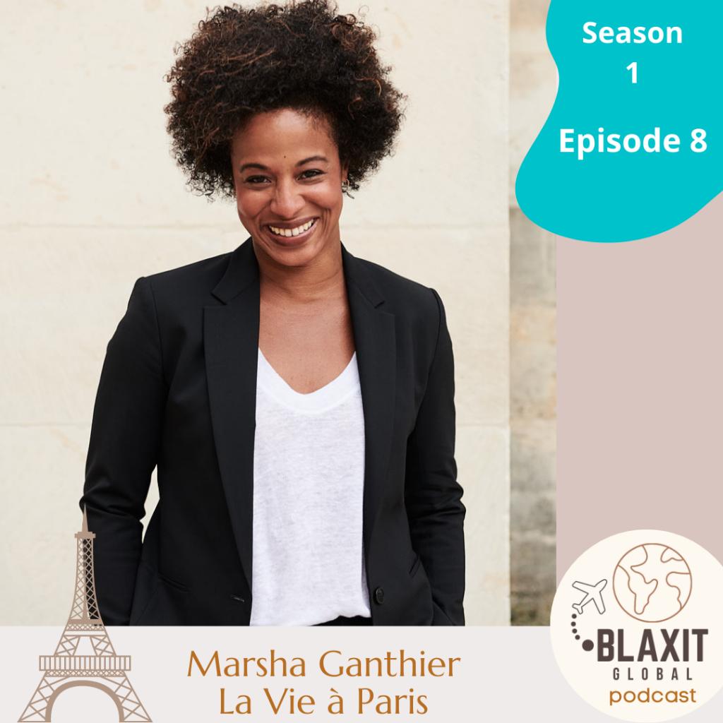 Marsha Gathier: La Vie à Paris